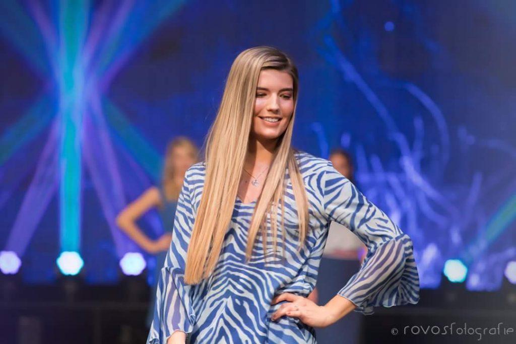 Finale Miss Limburg International | Makeup: SENONA